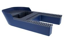 LEGO Boat Hull Giant Bow 40 x 20 x 7 Complete Assembly, Top Color Dark Bluish