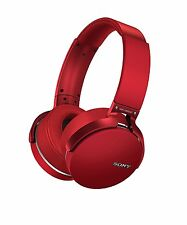 Sony MDR-XB950BT/R Extra Bass Bluetooth Wireless Headphone Red  -13