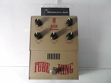 IBANEZ TUBE KING TK999US EFFECTS PEDAL 12AX7 OVERDRIVE DISTORTION FREE USA SHIP