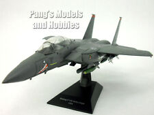 F-15E (F-15) Strike Eagle  - Shark Mouth 1/72 Scale Diecast Model by DeAgostini