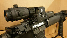 Eotech 512.A65/1 Holographic Sight with 3x Vector Optics Magnifier and FTS Mount