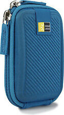 Case Logic ECC-101 Digital Compact Camera Case - Blue (UK Stock)