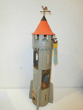 Playmobil medieval castle tower like the one in 3666