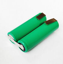 2.4V AA Battery pack For Panasonic SQ7830 havers hair cutter Remington R9500 OZ