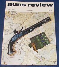 GUNS REVIEW MAGAZINE DECEMBER 1971 - RUGER'S No.1 RIFLE
