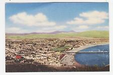 Ensenada,Baja California,Mexico,View of City & Bay,c.1940-50s