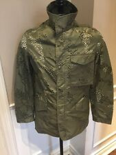 Maharishi, Official M65 Jacket Flight Nylon. Reg $1265 Sale $249.99 size M