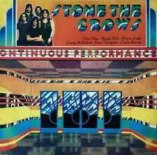 STONE THE CROWS - Ontinuous Performance (LP) (VG+/VG)
