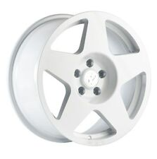 17X9 Fifteen52 Tarmac 5x100 ET45 Rally White Wheels (Set of 4)