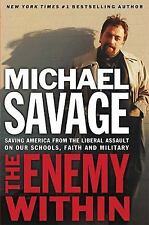The Enemy Within HB by Michael Savage
