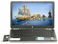"New HP 15.6"" Intel i7-6500U 2.5GHz NVIDIA GeForce 940MX 12GB 1TB DVDRW Win 10"