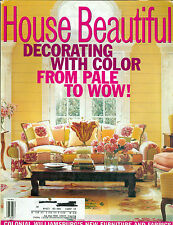 House Beautiful 2000 Anthony Baratta Vico Magistretti Tod Williams Billie Tsien
