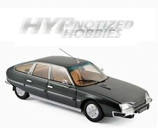 NOREV 1:18 1976 CITROEN CX 2200 PALLAS DIE-CAST GREY 181522