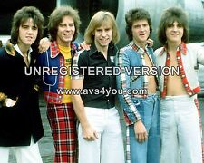 "Bay City Rollers 10"" x 8"" Photograph no 39"
