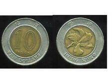 HONG KONG  10 dollars 1995   ( bis )