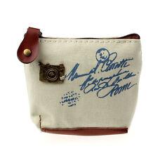 2016 Lady Girl Retro Coin Bag Purse Wallet Card Case Handbag Gift Camera A5