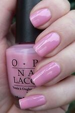 New OPI *GOT A DATE TO KNIGHT!* Rich Deep Pink Nail Polish Lacquer Princess R46