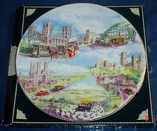 Wade For Ringtons Collectors Plate HERITAGE PLATE