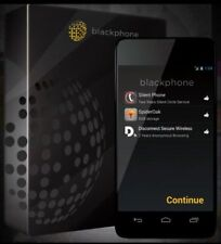 BNIB BLACKPHONE BP1-16GB 3G Factory Unlocked Smartphone Silent Circle PrivateOs