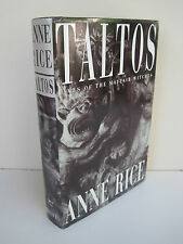 Taltos: Lives of the MayFair Witches by Anne Rice