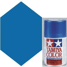 TAMIYA PS-16 Metallic Blue R/C Car Lexan Polycarbonate Spray Hobby Paint 3oz.