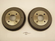 Datsun 240Z 260Z 280Z 1970-78 2 Rear Brakes Brake Drum NEW Pair Drums 187