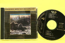 "R.e.m. ""Murmur"" 24k Gold, original Master recording, MFSL, CD comme NEUF!"