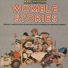 WOMBLE STORIES - BERNARD CRIBBINS - NEW/UNSEALED CHILDRENS BBC CD AUDIO BOOK