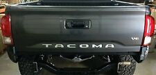 2016 Tacoma Toyota Tailgate Decals Custom Vinyl Decal Sticker Accessories