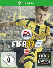 EA * FIFA 17 * XBOX One * deutsch * Downloadcode * feat. ultimate team * LEGENDS