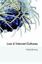 Law and Internet Cultures-ExLibrary