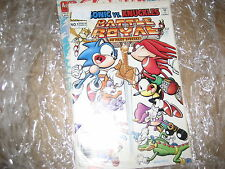 Sonic the Hedgehog & Knuckles The Echidna Battle Royale 48 page special edition