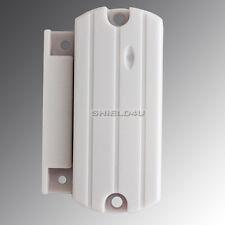 WIRELESS DOOR WINDOW GAP CONTACT SENSOR FOR ALARM SYSTEM UK