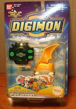 BANDAI DIGIMON PATAMON ACTION FIGURE (A)-FREE COMBINED SHIPPING-SEE PHOTOS