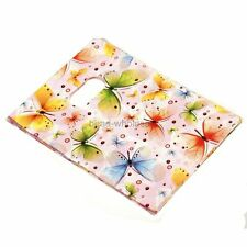 Hot sale 100pcs Butterfly Plastic Jewelry Gift bag handbag Shopping bags 20X15cm