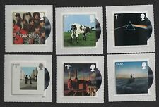 GB 2016 PINK FLOYD STAMP SET