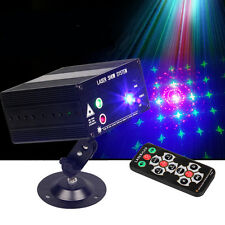 Mini LED  RGB Magic Laser Projector Stage Lighting DJ KTV Disco Party Club Light