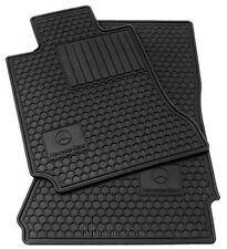 Mercedes-Benz 1990 to 2002 SL-Class R129 Genuine OEM All Weather Floor Mats