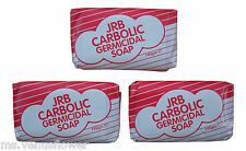 JRB CARBOLIC SOAP 145g (PACK OF 3)