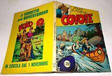 """Coyote n.3 """"Jowak il Meticcio"""" serie Collana Top edizioni Geis del 1976"""