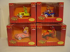 CORGI CC06601, CC06602, CC06603, CC06604, MUPPET SHOW 25th ANNIVERSARY SET OF 4
