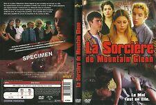 UNIQUEMENT LA JAQUETTE POUR DVD : LA SORCIERE DE MOUNTAIN GLENN