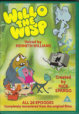 Willo The Wisp (1981) Complete Series - All 26 Episodes R0 DVD