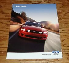 Original 2013 Ford Mustang Sales Brochure 13 Boss 302 Shelby GT500