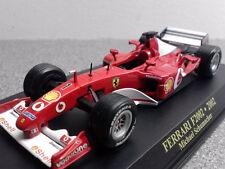 #1 Ferrari F2002 Michael Schumacher Diecast Model Formula 1 F1 Car 1/43 IXO