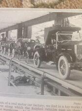 Ephemera Picture 1932 Production Line Lines Bros Ltd