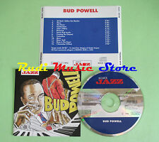 CD BUD POWELL 1993 MUSICA JAZZ 5/93 MJCD 1095 (Xs1) no lp mc dvd
