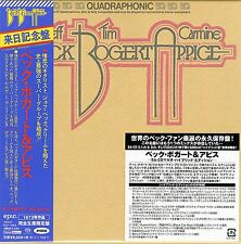 BECK.BOGERT & APPICE-S/T-JAPAN 7INCH MINI LP SACD HYBRID Ltd/Ed M13