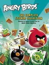 Angry Birds : The Complete Sticker Collection by Rovio Entertainment Staff...