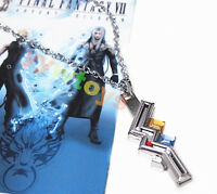 New Final Fantasy FF13 Cosplay Lightning Necklace Pendant Metal Unisex Toy Gift